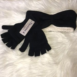 BearPaw Accessories - NWT Bearpaw Ear Warmer Headband & Gloves